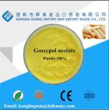 Выдержка семян хлопка 100% естественная/кислота 98% Gossypol укусная