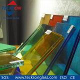 vidrio laminado de la seguridad de bronce de 6.38m m con el estándar australiano AS/NZS2208