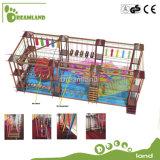 Bouncer interno do curso de obstáculo do equipamento do campo de jogos das crianças profissionais