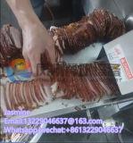 Сваренный автомат для резки мяса, сваренная машина мяса отрезая