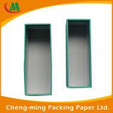Kundenspezifisches Drucken-weißer Farben-Oberseite-und Unterseiten-Kappen-Geschenk-Kasten