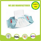 Neues Förderung-weiches Material kundenspezifisches packendes Baby-Haut-Sorgfalt-nasses Gewebe (BW005)