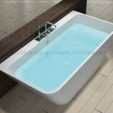 Nueva bañera de acrílico compuesta material de Reson (PB1045N)