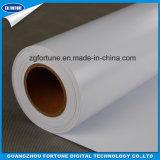 Película rígida Printable do PVC da alta qualidade para o uso do carrinho da bandeira