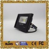 Lámpara al aire libre delgada estupenda 10W 200W de la luz de inundación de la nueva alta calidad