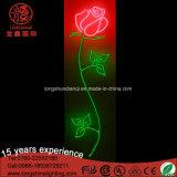 Lumière neuve de fleur de DEL pour la décoration de coutume de signe au néon