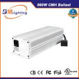 UL Aprovado Estufa CMH 860W Electronic Slim Ballast