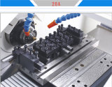 Тип Lathe шатии CNC, управление от 2 до 4 осей, высокая точность к +-5micron