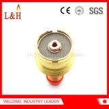 45V116 het Lichaam van de Ring van de Lens van het Gas van de grote Diameter voor TIG Toorts