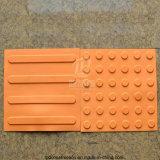 Untergrundbahn-Gummifußboden-Matte für blinde Spuren