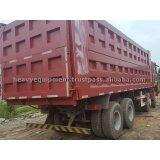 사용된 HOWO 덤프 트럭 8X4