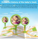 Франтовской вахта для карточки Sos звонока SMS SIM отслежывателя GPS детей