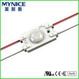 C.C. impermeable 12V del módulo de 160 grados LED para el rectángulo ligero