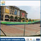 Riesige aufblasbare Wasser-Plättchen-Stadt für Wasser-Partei-Festival