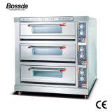 بالجملة يخبز آلة تجهيز ظهر مركب بيتزا فرن لأنّ مخبز مع [3دكس] [9ترس]