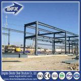 Costruzione prefabbricata personalizzata della struttura d'acciaio dell'ampia luce di prezzi di fabbrica