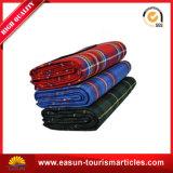 ジャカードによって編まれる飛行機毛布のアクリル系の炎-抑制航空会社毛布の中国人の製造業者