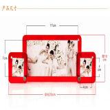De in het groot Acryl Plastic MultiFrames van de Foto voor Familie