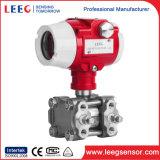 Trasduttore di pressione differente elettrico del gas fluido