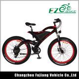 Fett 26X4.0 ermüdet elektrisches Fahrrad-volles Aufhebung-Fahrrad