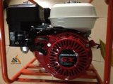De Pomp van het Water van de benzine met de Motor van Honda