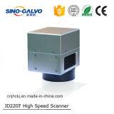 Galvanômetro da exploração Jd2207 para a máquina da marcação do laser da fibra
