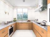 Mattonelle di ceramica dei materiali da costruzione 300X600mm per la parete ed il pavimento della cucina