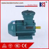 高圧Yb3-80m-4 380V炎の証拠のInfuction ACモーター