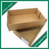 Caixa de empacotamento do alimento Frozen da prova da água do cartão ondulado