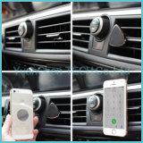 Support magnétique de téléphone de véhicule de support de support d'évent pour l'iPhone