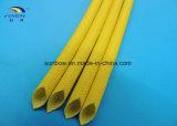Gainer de fibre de verre de silicones de la tension claque 1.2kv personnalisé