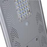 40W LED tutto in un indicatore luminoso di via solare