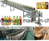 Jugo de fruta completa automática de bebidas línea de producción de botellas de PET