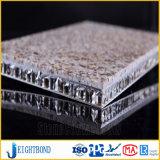Панель сота камня гранита строительных материалов конструкции алюминиевая
