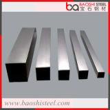 Tubo de acero cuadrado galvanizado del material de construcción