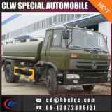 Camion de réservoir de jet d'eau de pulvérisateur de l'eau de Dongfeng 8cbm d'utilisation d'armée