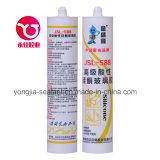 ガラス接着剤のすっぱいガラスシリコーンの密封剤(JSL-588)