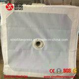 Imprensa de filtro automática hidráulica do frame da placa dos PP com Ce