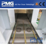 Maquinaria Semi automática do envolvimento de Shrink para a linha de produção