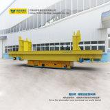 Traiter matériel de longeron de charge lourde de 100 tonnes de transport de transporteur de chariot électrique de transfert