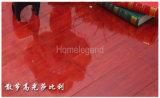 Сердечник красного цвета HDF науглероживал сплетенный стренгой настил проектированный бамбуком Bamboo с Multi слоями