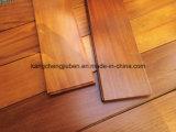 Suelo de madera sólida de la alta calidad (MY-03)