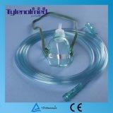 Médico Terapia de la máscara de oxígeno con enlace elástico