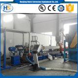 난징 Haisi TPU TPR Tpo 플라스틱 과립 압출기 기계 가격