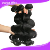 Atacado de alta qualidade Virgin 100% Human Indian Virgin Hair Extensions