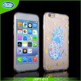 Горячие цена iPhone 7 аргументы за мобильного телефона сбывания прозрачное, в штоке в случай TPU iPhone 7 добавочный