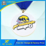 Medaglie del metallo su ordinazione e trofei/trofeo correnti della medaglia premio di sport (XF-MD07)