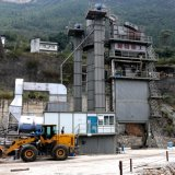 planta de mistura do asfalto 160t/H com serviço ultramarino