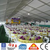 大きい屋外の頑丈な党装飾のアルミニウム庭の結婚式のイベントのテント