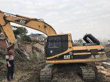 Escavatore utilizzato 320b (escavatore idraulico del gatto del trattore a cingoli 320B)
